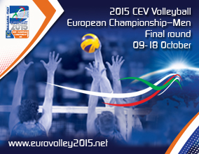 EUROVOLLEY 2015