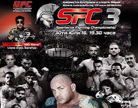 Spartacus Fighting Championship 3
