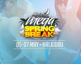 MEGA SPRING BREAK