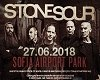vstupenky na Stone Sour VIP PACKAGES